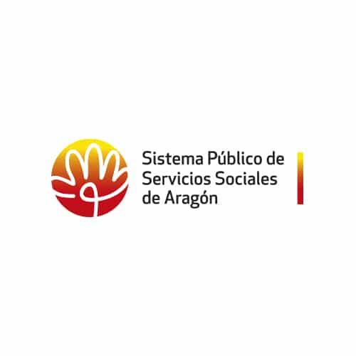 Identidad Corporativa Sistema Público de Servicios Sociales de Aragón