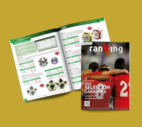 Catálogo Fútbol Ranking