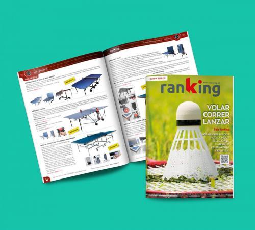 Catálogo general Ranking