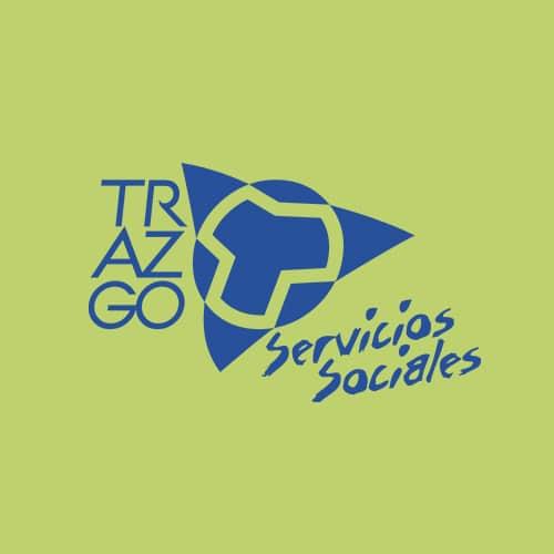 Identidad Corporativa Trazgo Servicios Sociales